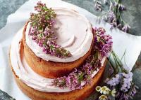 Recept: Meztelen torta levendulával – Ez a vintage hatású desszert egyenesen Provence-ig repít