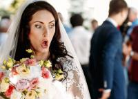 5 dolog, amit véletlenül se csinálj menyasszonyként!