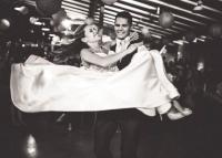 Hogyan (ne) táncolj esküvői ruhában