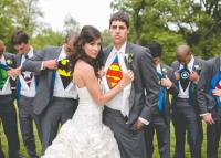 Egyre kapósabb a SZUPERHŐSÖS esküvői téma!
