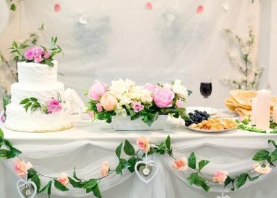 Esküvői torta – főszerepben az édes örömök!
