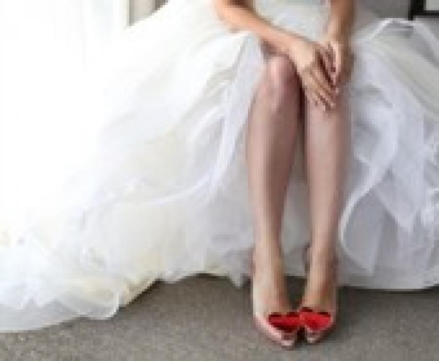 Menyasszony cipője | menyegzolap.hu