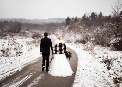 5 felülmúlhatatlan érv a téli esküvők mellett