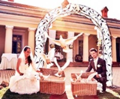 792ab71a0e Esküvő Világ - Esküvői nyílt nap a Fenyőharaszti Kastélyszállóban, 2019.  április 6 - 7.