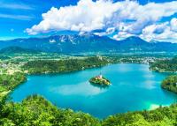 Nászút Bled mesebeli városában, a Bledi-tó környékén!