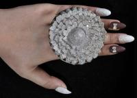 Elkészült a világ legkülönlegesebb, Guinness-rekorder gyémántgyűrűje