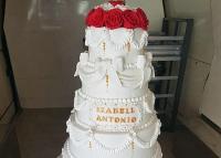 Egymázsás tortát készítettek egy szlovákiai lagzira Salgótarjánban