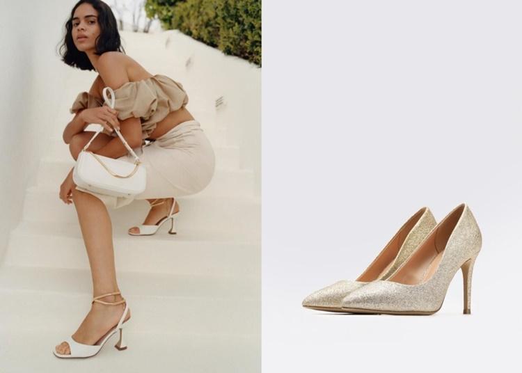 A menyasszonyi cipő csak fehér arany vagy ezüst színű lehet?