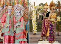 7 lélegzetelállító esküvői ruha más kultúrákból